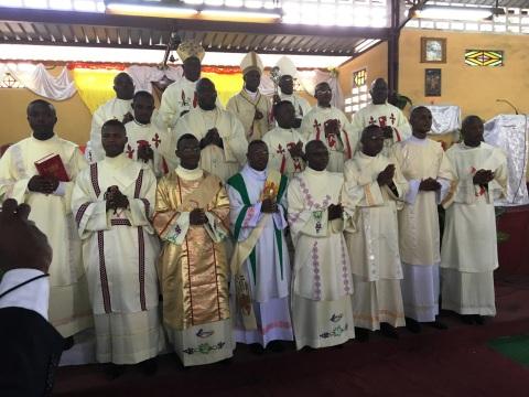 Ordinations 26 février 2016